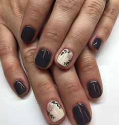 Candid Coffee Brown False Nails Tip Chocolate Uv Effect Fake Nail Full Cover Medium Uk Price Remains Stable Health & Beauty