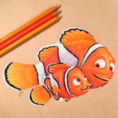 Marlin Nemo Edits By JuliannaMaston Instagram FindingNemo
