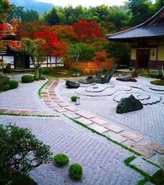 Enko-ji Temple, Kyoto, Japan