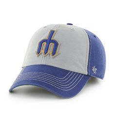 Seattle Mariners Mcgraw Clean Up Royal 47 Brand Adjustable Hat 03d45bdd1614
