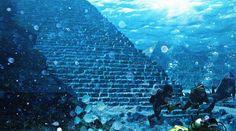 Sardegna. Trovata piramide sommersa a largo de La Maddalena. -