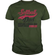 #SOFTBALL DAD T SHIRT JUST LIKE A NORMAL DAD FATHERS DAY GIFT, Order HERE ==> https://www.sunfrog.com/TV-Shows/126282701-752831095.html?89699, Please tag & share with your friends who would love it, #jeepsafari #renegadelife #xmasgifts