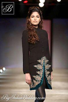 Monisha Jaising Delhi Couture Week 2013 | Cocktail Wear | Bigindianwedding
