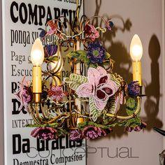Agrega iluminación a tu hogar y acentúa diferentes espacios con lámparas ¿te imaginas esta en tu casa? #Conceptual www.conceptual.com.co Foto vía @CuacDigital