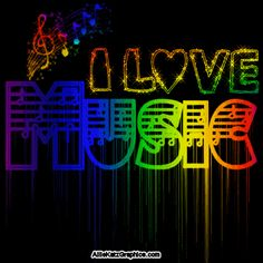 i love music images - Google Search
