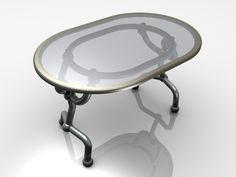 Coffee table by JAKI