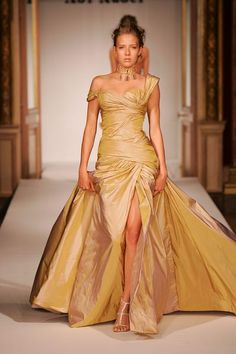 Robert Abi Nader Fall-winter 2006-2007 - Couture