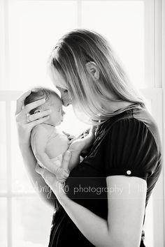 newborn pose...love