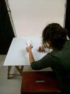 #Shooting #photo pour le #bricolage à paraître dans Les P'tites filles à la vanille N°111 #magazine #filles