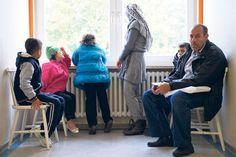 Flüchtlinge aus Lager Friedland in Northeim untergebracht / Übersicht / Göttingen / Nachrichten - Goettinger-Tageblatt.de