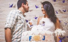 Inspiração | Os noivados da Fran e da Ingrid