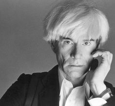 """Being born is like being kidnapped. And then sold into slavery."" – Warhol"