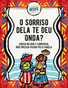 Pequeno manual prático de como não ser um babaca no carnaval - Recife