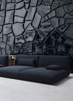 Les murs osent le noir ! - Floriane Lemarié