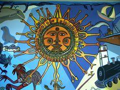 Hotel Conrad (wall), Punta del Este - Uruguay