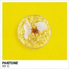 Pantone Food!