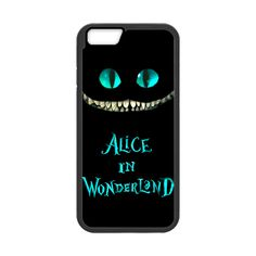 CaseCoco:Alice In Wonderland Cat Case for iPhone 6 -$17.95  Casecoco.com