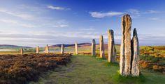 Anillo de Brodgar (islas Orkney, Escocia)