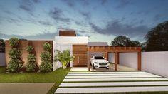 Projeto de Arquitetura e Construção de Residencia Condomínio Mônaco, DF-140