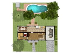 Website where you can design your own floorplan.. if you feel like wasting time.