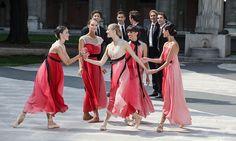 wiener neujahrskonzert ballet 2015 Dresses by Elfenkleid