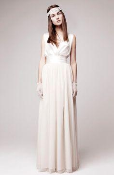 Dress Inspiration for Boho Brides