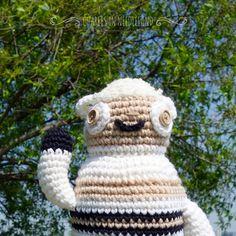 Cute Handmade Crochet LAMB E by CharlesinNeedleland on Etsy https://www.etsy.com/listing/233145286/cute-handmade-crochet-lamb-e
