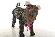 Bulla Dog Sculpture by Nirit Levav
