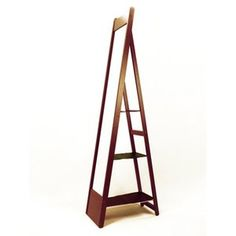 Proman Aris Classic Easel Cheval Mirror with Shelf Storage - Mahogany Mirror With Shelf, Diy Mirror, Wall Mirrors, Vinyl Shelf, Cheval Mirror, Mahogany Color, Standing Mirror, Wood Dust, Floor Mirror