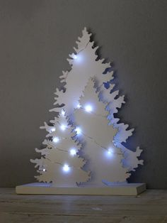 Christmas tree with Led lights, high home decoration for holidays and X-mas,composition of 3 Christmas Trees batteries Led Light Christmas tree with Led lights high home decoration for Christmas Stage Design, Church Christmas Decorations, Wall Christmas Tree, Christmas Wood Crafts, Led Christmas Lights, School Decorations, Tree Decorations, Christmas Crafts, Christmas Ornaments