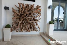driftwood coastal hotel lobby design - Google Search