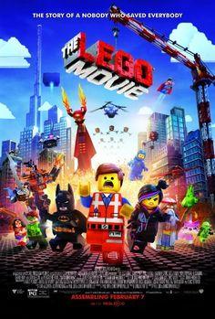Free movie The Lego Movie