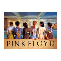 Bring peace to the room with this graceful Pink Floyd Back Catalog Fabric Poster.