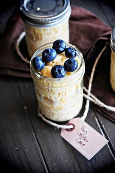 Desserts in Jars Cookbook Giveaway Recipe Tres Leches Cakes | Dine and Dish   I'd like to try