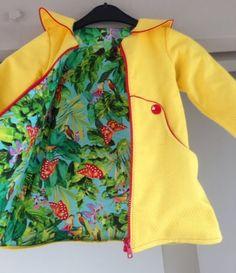 Handmade by Wendy: Met trots stel ik jullie voor de Louisa Jacket !!!