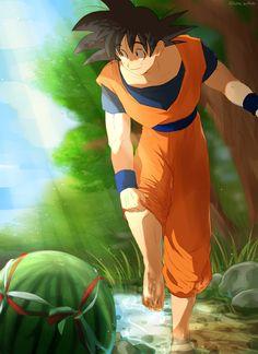 Dragon Ball Z, Dragon Z, Gohan And Goten, Goku Pics, Broly Movie, Chihiro Y Haku, Ssj3, Son Goku, Goku 2