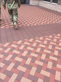 Anchor 12 Ft Autumn Blend Dutch Cobble Concrete Paver