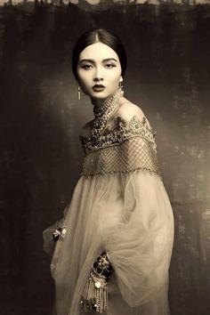 57 Super Ideas For Fashion Art Photography Haute Couture Gowns Foto Fashion, Estilo Fashion, High Fashion, Fashion Top, Female Fashion, Fashion Vintage, Urban Fashion, Couture Fashion, Gypsy Style