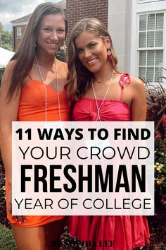 I've been nervous about my daughter going off to college and struggling with finding good friends since she doesn't know anyone there. These tips and advice were so helpful for her and really made us both feel much more prepared! Make Friends In College, Boho Dorm Room, Man Room, College Dorm Rooms, Freshman Year, Crowd, To My Daughter, Advice, Student