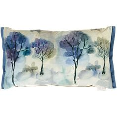 Buy Voyage Helious Cushion, Midnight Online at johnlewis.com