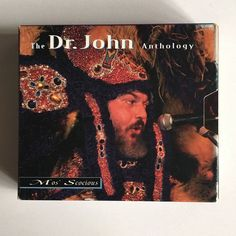 DR JOHN Mos' Scocious The Dr John Anthology 2xCD 1993 Rhino 39 tracks #BluesRockPsychedelicRock
