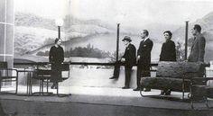 Non si sa come - Teatro Argentina, Roma, 1935