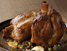 Served on the bone, the pork osso bucco at Glade's Italian Grill and Bar will melt in your mouth. Italian Grill, Bar Menu, Greek Recipes, Grilling, Recipies, Pork, Turkey, Favorite Recipes, Chicken