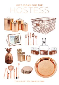 Chic Hostess Gift Ideas | Gifts for the Hostess | Affordable Gifts