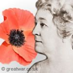 Moina Michael became known as The Poppy Lady. She is one of my ancestors