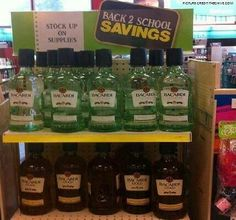 Stock up on school supplies