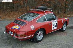 1968 Rally Car