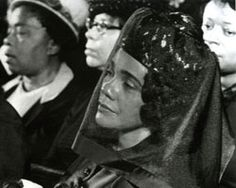 """On May 5, 1969 Moneta Sleet Jr. became the first African American to win the Pulitzer Prize in photography for """"Deep Sorrow"""", his photograph of Coretta Scott King at her husband's funeral. #TodayInBlackHistory"""