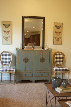 Caitlin Creer Interiors: my work 2 small coffee tables