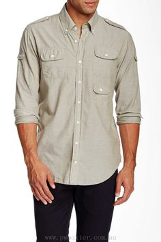 Gant by Michael Bastian - The MB solid madras multi pkt 349502-317